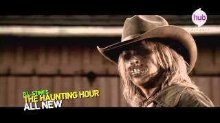 "The Haunting Hour ""coat Rack Cowboy"" (promo) - Hub Network"