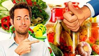Салат Новогодняя радость Вкусный салат легко и просто Консервация