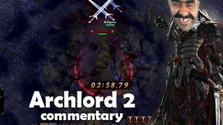 Archlord 2 Gameplay and commentary - 2014 Free MMORPG