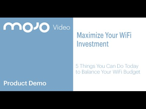 Maximize Your WiFi Investment