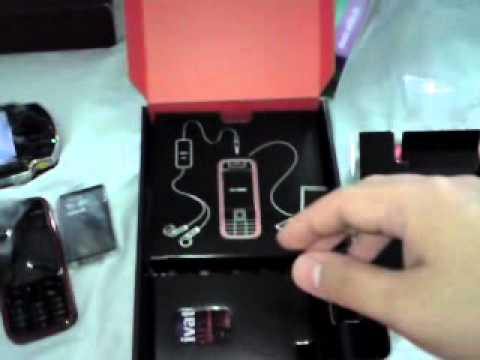 Unboxing Nokia 5730 XpressMusic Part 1 of 2