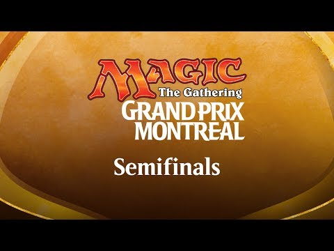 Grand Prix Montreal 2017 Semifinals