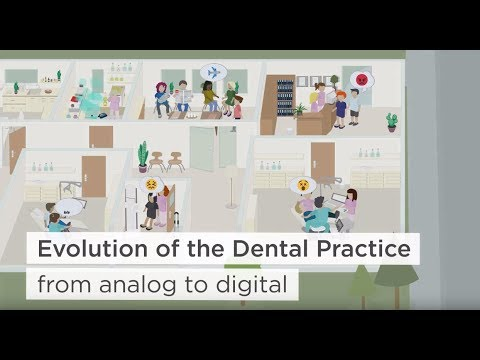 Evolution of the dental practice: from analog to digital
