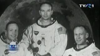 Download Video TVR 60: O echipă a TVR, invitată la lansarea misiunii Apollo 11, pe 20 iulie 1969 MP3 3GP MP4