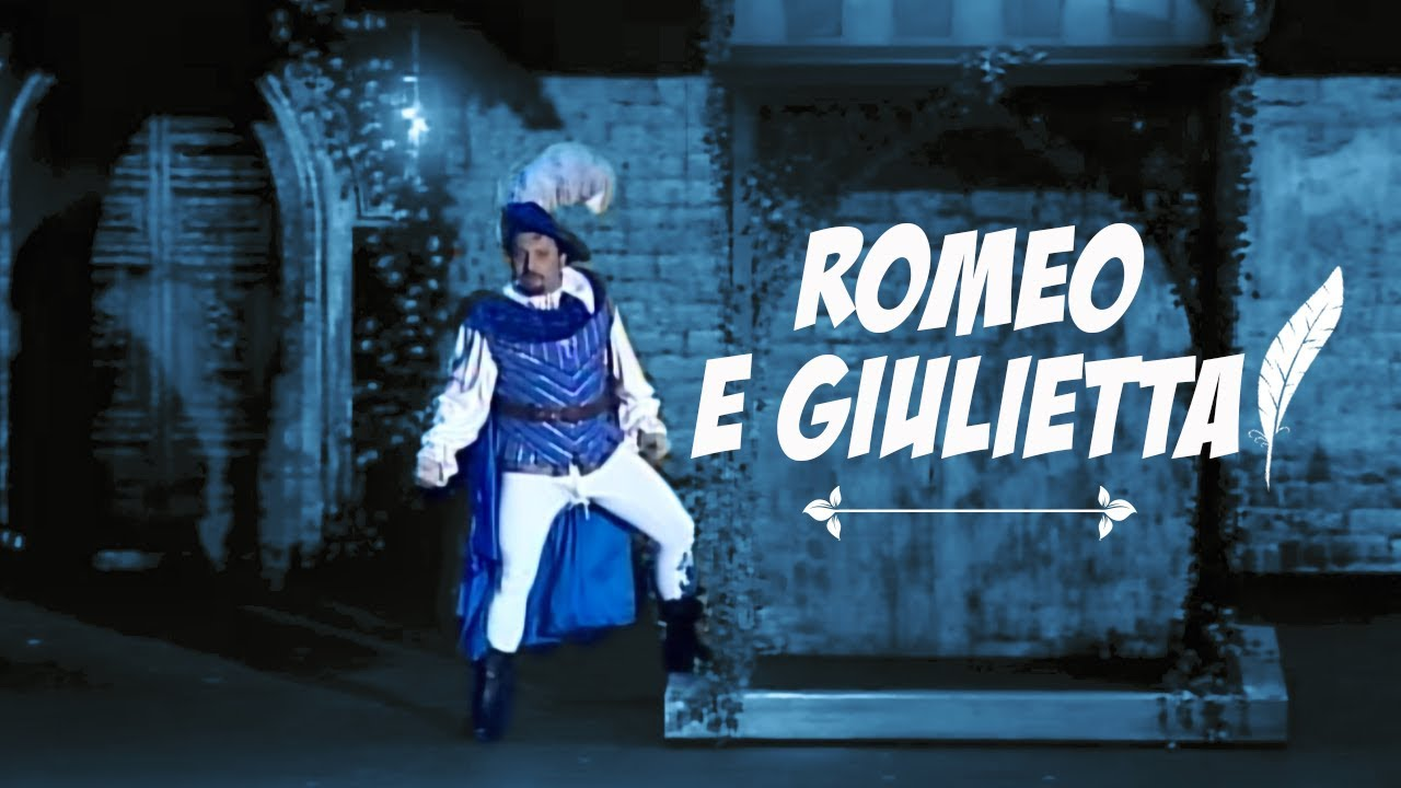 """Enrico Brignano -""""Enricomincio da me"""" - Romeo & Giulietta"""