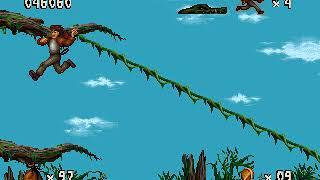 32X Longplay [017] Pitfall: The Mayan Adventure