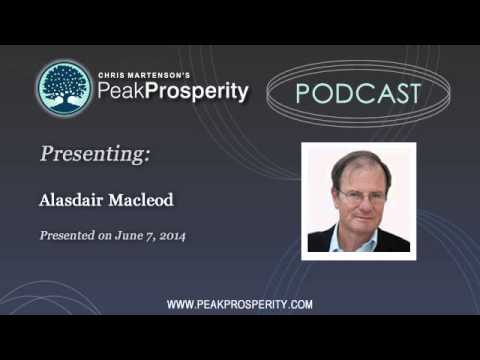 Alasdair Macleod: All You Need To Know About Negative Interest Rates