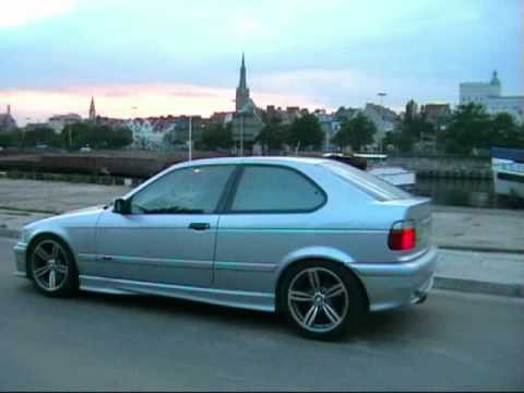 bmw klub szczecin maniek bmw 316i compact youtube. Black Bedroom Furniture Sets. Home Design Ideas