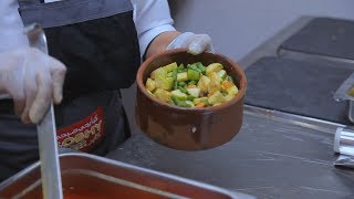 أكلات بايد صبحي كابر... الحلقة التاسعة | طاجن التورلي باللحمة