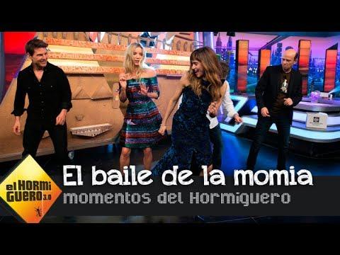 Tom Cruise, Sofía Boutella y Annabelle Wallis homenajean a Madonna con un baile  El Hormiguero 3.0