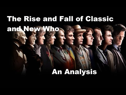 The Rise and Decline of Classic and New Who: Is History Repeating Itself?