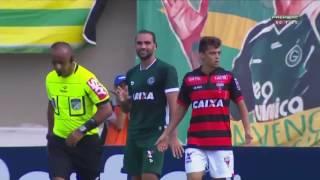 Atlético GO 4  x 2 Goiás   Campeonato Brasileiro Série B 2016