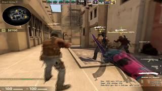 CS:GO LEGIT HACKING (38kills) #20 CZ/SK //OmniAim, Видео