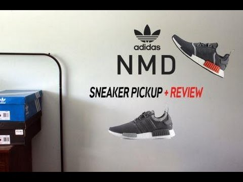964e8cdfd8e2a ADIDAS NMD REVIEW (ON FEET + MY THOUGHTS) - YouTube