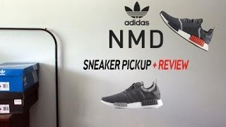 adidas nmd review on feet my thoughts