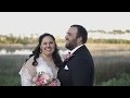 Courtney + Kenneth // Morehead City, NC // Short Film // North Carolina Wedding Videography