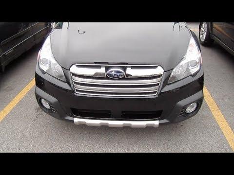 2013 Subaru Outback 25i Limited Review Engine Interior Youtube