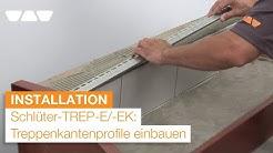 Schlüter-TREP-E /-EK: Sicherheit auf Treppen