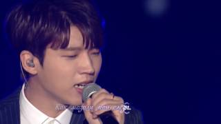 """[live] Nam Woo Hyun - """"Nod Nod"""" @ Dream Concert 2016 [rus sub]"""