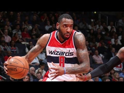 Rasual Butler Wizards 2015 Season Highlights