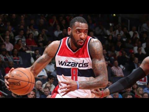 Rasual Butler Wizards 2015 Season Highlights