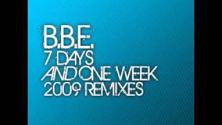 B.B.E. Feat. Zoexenia - 7 Days And One Week (Mario Da Ragnio Radio Edit) HD