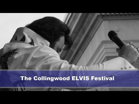 Collingwood Elvis Festival 2013