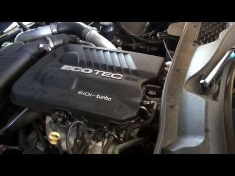 Pontiac Solstice/Saturn Sky Oil and Filter Change