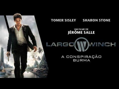 Largo Winch II - A Conspiração Burma - Trailer legendado poster