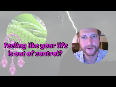 Feeling Out Of Control?