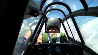 Me 262 First Flight In cockpit with Audio