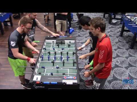 P4P Pfingsten 2017 - Pro-Am Finale: Haas / Detre - Krutwig / Stoffel