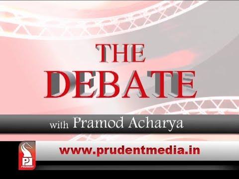 The debate Ep No  207 10 May 18