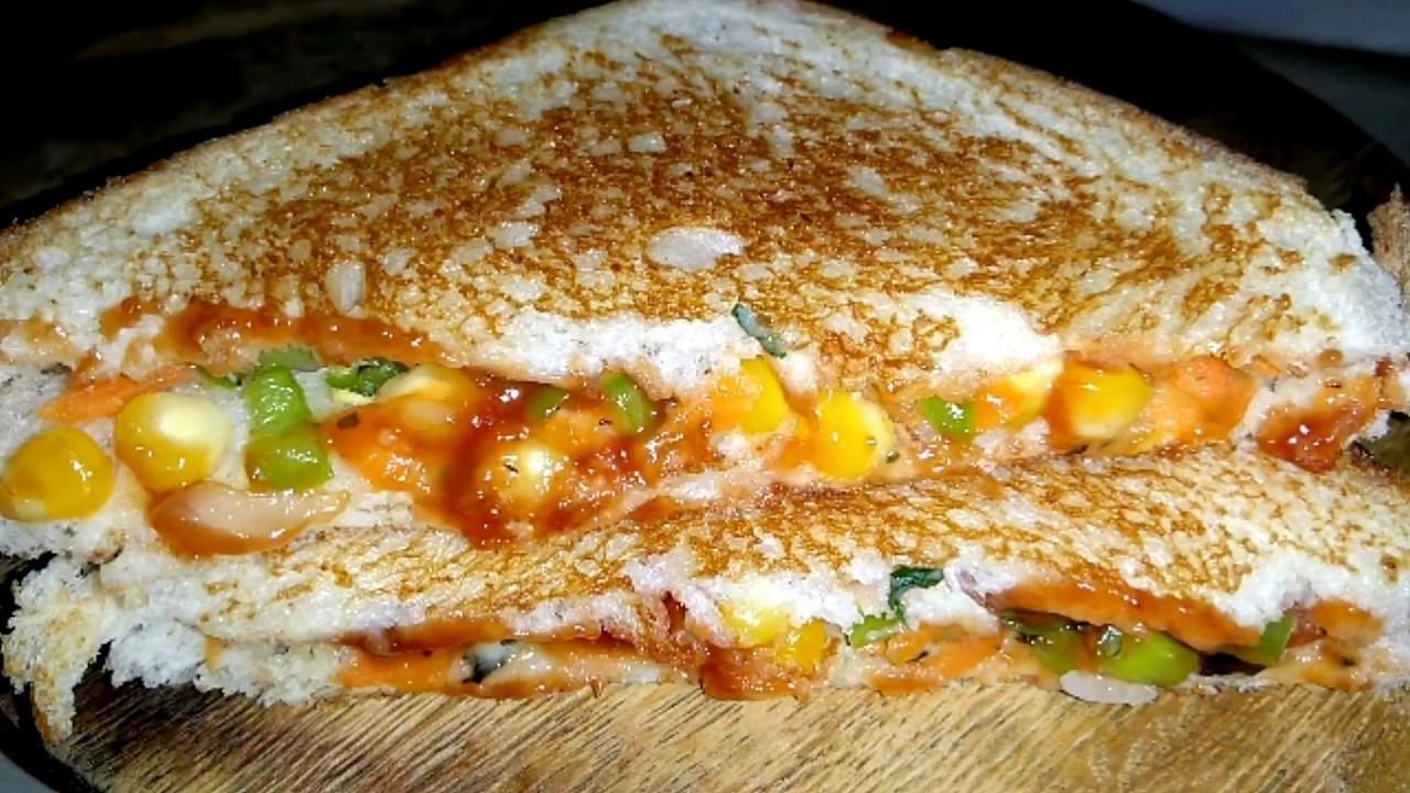 Image result for बच्चों के टिफिन के लिए बनायें पिज़्ज़ा सैंडविच