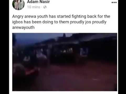Biafra : Arewa Demolishes Igbo properties