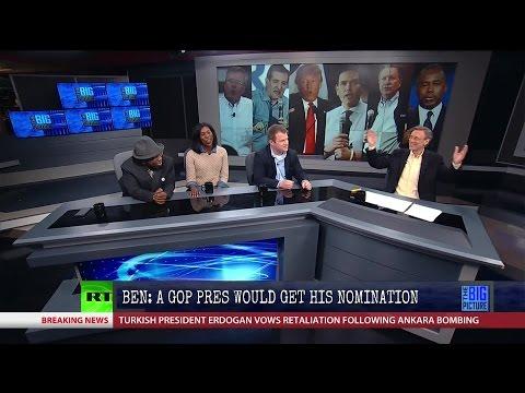 Full Show 2/17/16: Bernie: Gov't Has Money for War, But Not for Flint?!?