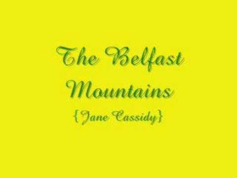 The Belfast Mountains - Jane Cassidy