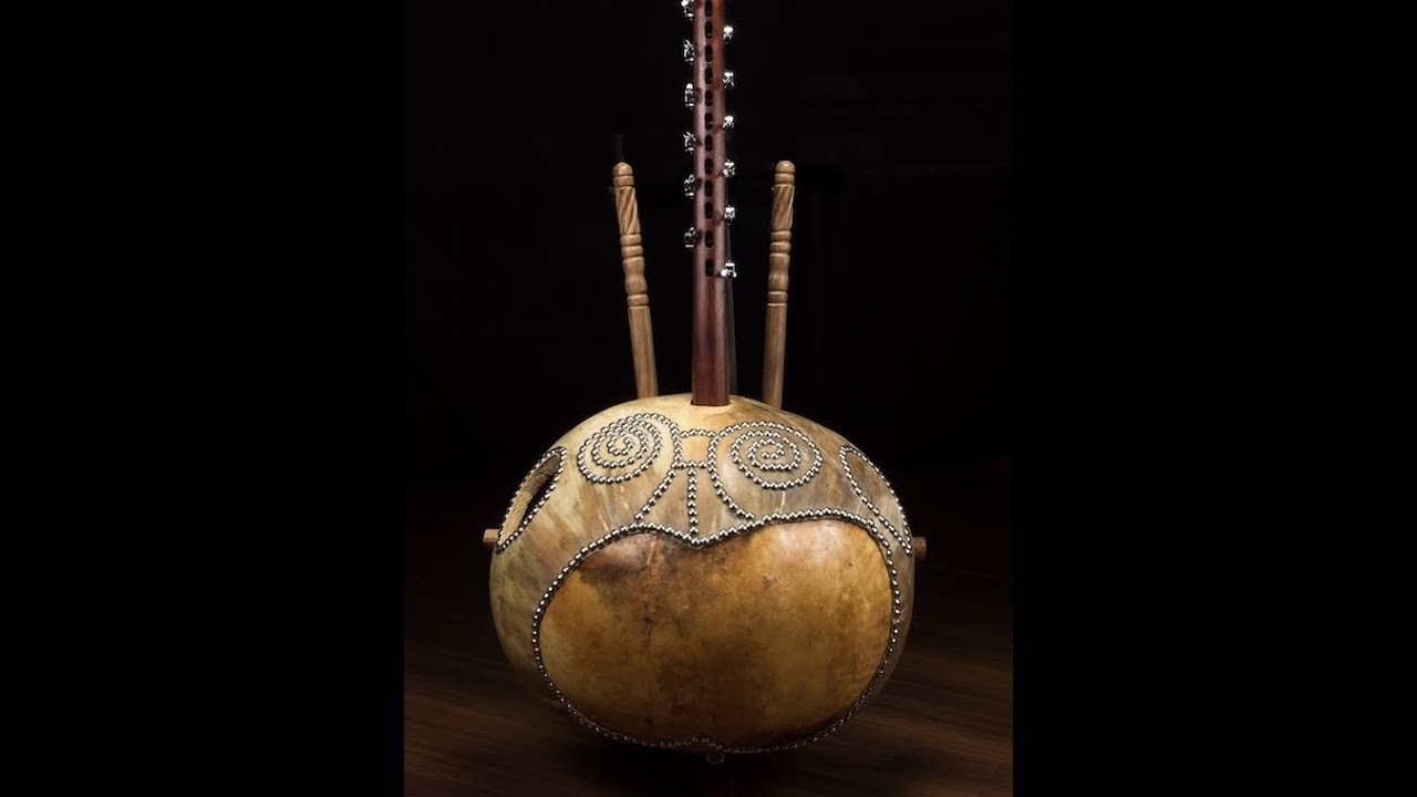 Relaxing Soft Kora Music For Meditation..From West Africa