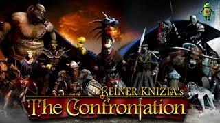 Reiner Knizia's Confrontation