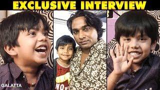 விஜய் சேதுபதியும் நானும் அப்பிடி - Ashwanth Naughtiest Interview Ever | Super Deluxe | Galatta Tamil