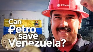 Venezuela's Oil, Bankruptcy and Cryptocurrency - VisualPolitik EN