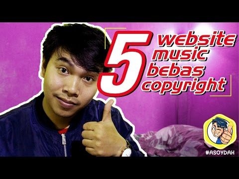 5 WEBSITE DOWNLOAD MUSIC FREE COPYRIGHT YOUTUBE