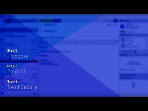 Steps to Send Secure Email | DeliverySlip University