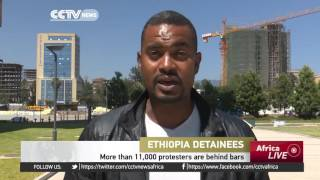 CCTV : Ethiopian Authorities to Free Some People Arrested During Protests