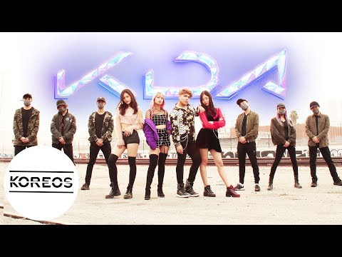 [Koreos] K/DA - POP/STARS (LEAGUE OF LEGENDS) Dance Cover 댄스커버