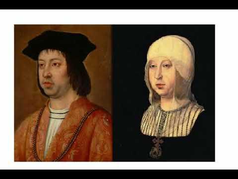 Resultado de imagen de Imágenes de Isabel de Castilla y Fernando de Aragón