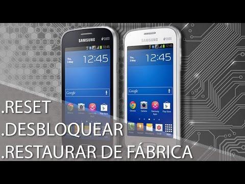 Como Formatar Samsung Galaxy Star GT-S7262 e Gran 2 TV G7102T || Hard Reset, Desbloquear G-Tech