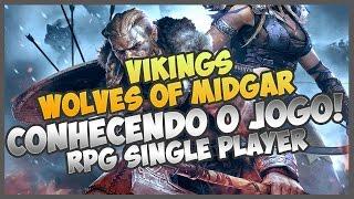 VIKINGS WOLVES OF MIDGAR #1 - PRIMEIRAS IMPRESSÕES
