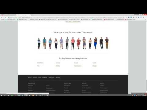 ecommerce web site development - The preview for online Store