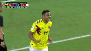 Watch the full penalty shootout between England and Colombia   2018 FIFA World Cup™ Highlights 720p